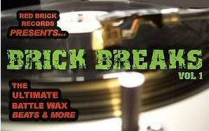 Brick Beats 1 Professional DJ break beats